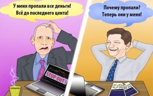 Foreks-karikatura